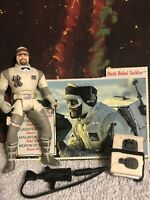 "Kenner Star Wars Action Figure POTF 3.75"" Hoth Rebel Soldier"