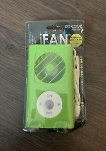 Vintage Personal Fan ifan iPod O2 Cool Model 1269G in Brand New In Packaging