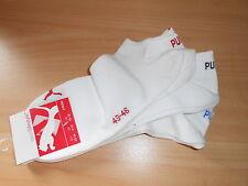 lot de 3 paires de socquettes PUMA 43/46 - neuves