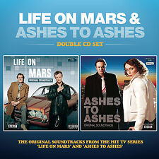 Various - Life On Mars & Ashes To Ashes (CD)