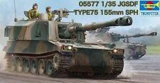 Trumpeter 1/35 JGSDF Type 75 155mm obusier automoteur # 05577
