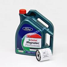 Original Ford Inspektionspaket Servicepaket Ölfilter Filterset 5W30 01751529