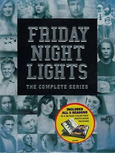 Friday Night Lights Complete DVD - Kyle Chandler, Connie Britton - New & Sealed