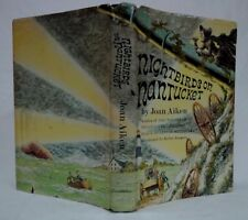 NIGHTBIRDS ON NANTUCKET by Joan Aiken DoubleDay Stated FIRST Edition 1966 HCDJ