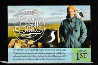 S34899 Isle Of Man MNH 2016 Matt Sewells Birds 5v S-A (x2) Booklet