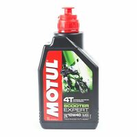 Motul Scooter Expert 4T 10W-40 Scooter Engine Oil MB - 1 Litre