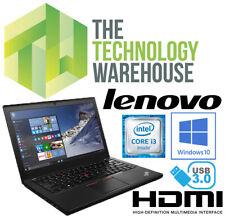 "Lenovo Thinkpad X260 Laptop 12"" Laptop Liviana Con Ssd + HDMI y Windows 10"
