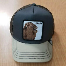Goorin Bros Animal Farm Trucker Snapback Baseball Hat Cap Beast Affair Lion
