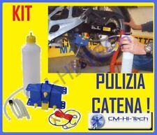 PULITORE UNIVERSALE PER MANUTENZIONE CATENA MOTO XT660X XT 660 PEGASO STRADA KTM
