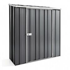 YardSaver S52 1.76m x 0.72m Single Door Colour Garden Shed - SEPT SPECIAL