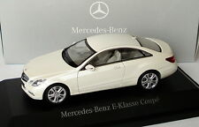 MERCEDES E KLASSE COUPE W212 ELEGANCE DIAMOND WHITE METAL 2009 SCHUCO B66962416