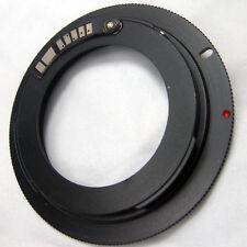 PRO EMF AF Confirm M42 Lens to Canon EOS EF adapter 5D III 650D 700D 6D 70D