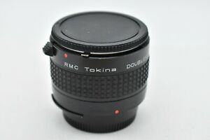 Tokina RMC DOUBLER for N/Ai Teleconverter for Nikon Japan with Caps