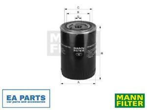 Oil Filter MANN-FILTER W 1170/5