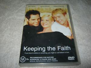 Keeping the Faith - Ben Stiller - VGC - DVD - R4