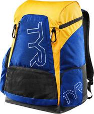 TYR Alliance Team® Backpack - 45L - Royal/Gold