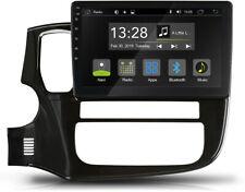 """Para mitsubishi outlander 3 cw0 10,1"""" Android auto radio de navegación USB BT DAB +"""