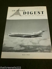 May Quarterly Air-Britain Digest Transportation Magazines