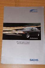 BMW & AUDI SACHS Premium Line AMMORTIZZATORE catalogo