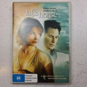 The Lake House - DVD Region 4 - Sandra Bullock, Keanu Reeves - FREE TRACKED POST