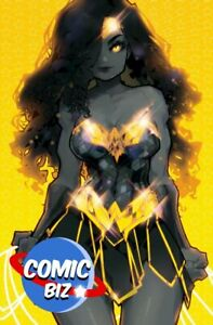 WONDER WOMAN BLACK & GOLD #5 (2021) 1ST PRINT SCARCE 1:25 VARIANT COVER  DC +