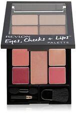 Revlon Yeux joue et Palette pour les Lèvres Romantique nus #100