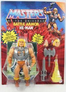 Mattel Masters of the Universe: Origins - Deluxe He-Man 14 cm Action Figure NEW