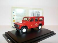 Royal Mail Land Rover Defender post Bus, Oxford Diecast 1/76 New Release
