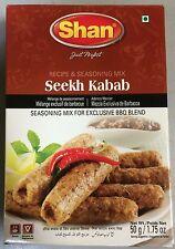 Shan Seekh Kabab 50g 5 Pack FREE S&H Best Price on EBAY