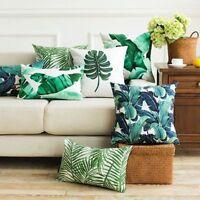 """Vintage Linen Cotton Fashion Throw Pillow Case Cushion Cover Home Sofa Decor 18"""""""
