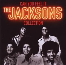 Can You Feel It Collection The Jacksons 0886974733829