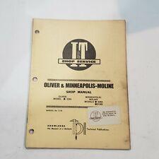 Oliverwhitecockshuttmm Tractor Iampt Shop Manuals Amp Supplements Use Dropdown