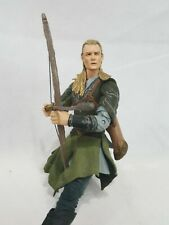 TOYBIZ 2003 Lord of the Rings 11 Inch Posable Legolas Deluxe Rare Complete