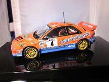 Subaru Impreza WRC Rally Germany 2000 Kremer/Wicha AUTOart 1:43