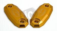 EVOTECH Tapas espejos retrovisores Gems of the wind DORADO/ORO  YAMAHA YZF R125
