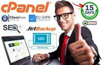 Cpanel Web Hosting + Free SSL + Softaculous... and more *2020 OFFER