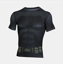 UA Under Armour Alter Ego Batman Compression Shirt 1273690 040 Size Small