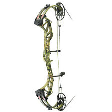 New 2018 PSE Evolve 31 Compound Bow 60# Right Hand Mossy Oak Country Camo