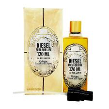 ~ Diesel FUEL FOR LIFE ~ 120 ml EDT 4.05 oz Women Cologne SEALED NIB!!!