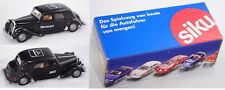 Siku Super 1471 Citroen Traction Avant, BørneLund / 2007, Werbemodell, ca. 1:55