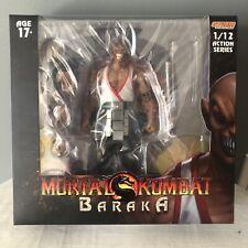 Storm Collectibles Mortal Kombat Baraka Clean Version NEW