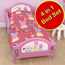 Children's Quilt Cover with Four-Piece Items in Set Quilt Covers