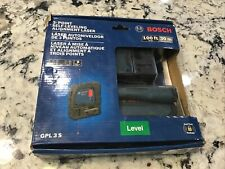 Bosch Gpl 3 S 100 Ft 3 Point Self Leveling Alignment Laser D3