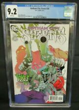 Gotham City Sirens #24 (2011) Classic Joker Cover CGC 9.2 Z102