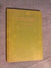 TREES and SHRUBS of Western Oregon Vol 2(1930 1st ed h/c) Gilbert Thereon Benson