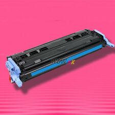 1P Non-OEM Alternative CYAN TONER for HP Q6001A 124A LaserJet 1600