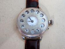 HUNTER Swiss vintage men's mechanical wristwatch