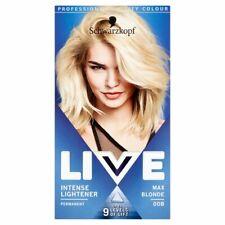 Schwarzkopf Live Max Blonde 00B Permanent Hair Dye