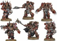 DARK VENGEANCE - CHAOS SPACE MARINES VETERANS ELITES CHOSEN - NEW ON SPRUE - OOP