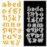 Lowercase Letters Love Metal Cutting Dies For DIY Scrapbooking Album Paper YR